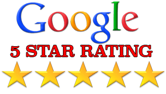 google-5-stars rating | Mark Lovett Web Design