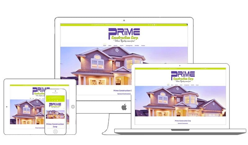CONTRACTOR - prime construction corp
