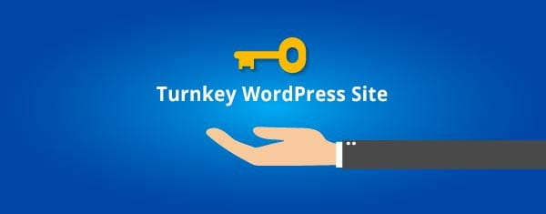 Turnkey-WordPress-Site-Price