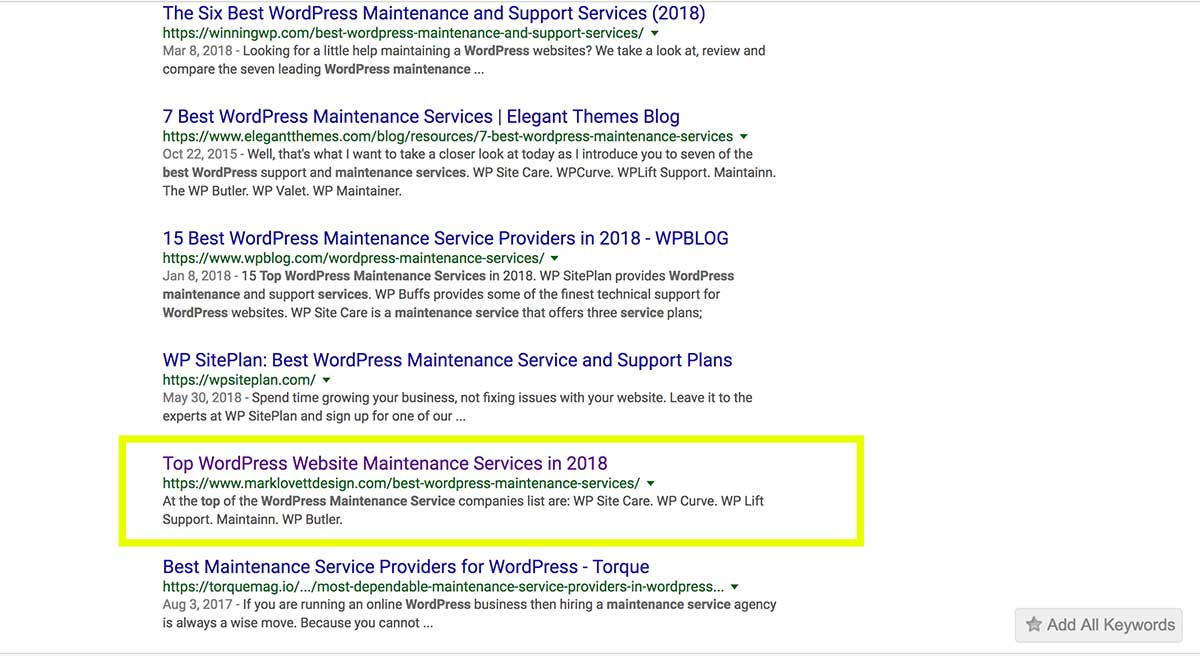 Maryland SEO Company | wordpress-maintenance-services