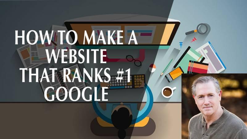 how to make a wordpress website that ranks #1 google