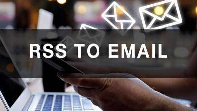 RSS-to-email-setup
