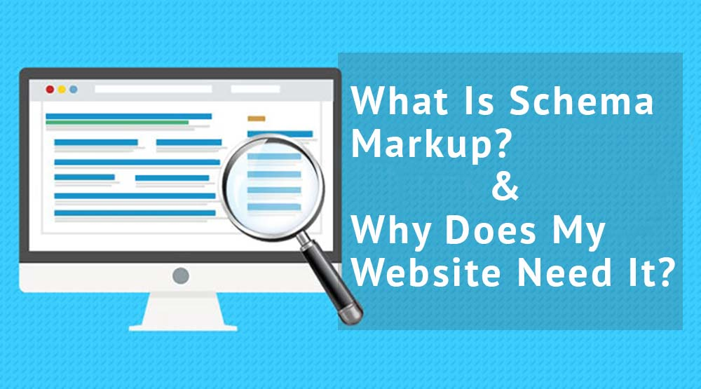 what is schema markup why does website need it